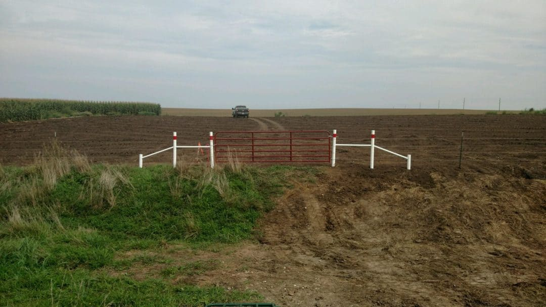 Michels – Dakota Access Project, Iowa 	30 miles of fencing